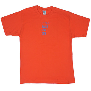 [M001] Pink Business' Tee (orange)