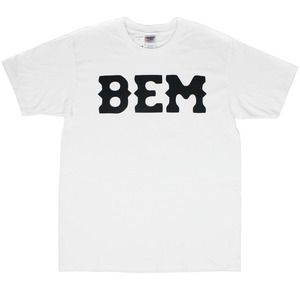 [B001] BEM Official No.1 (white)