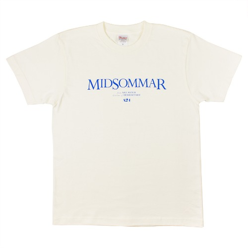 [E021] Midsommar T-Shirts  (ivory)