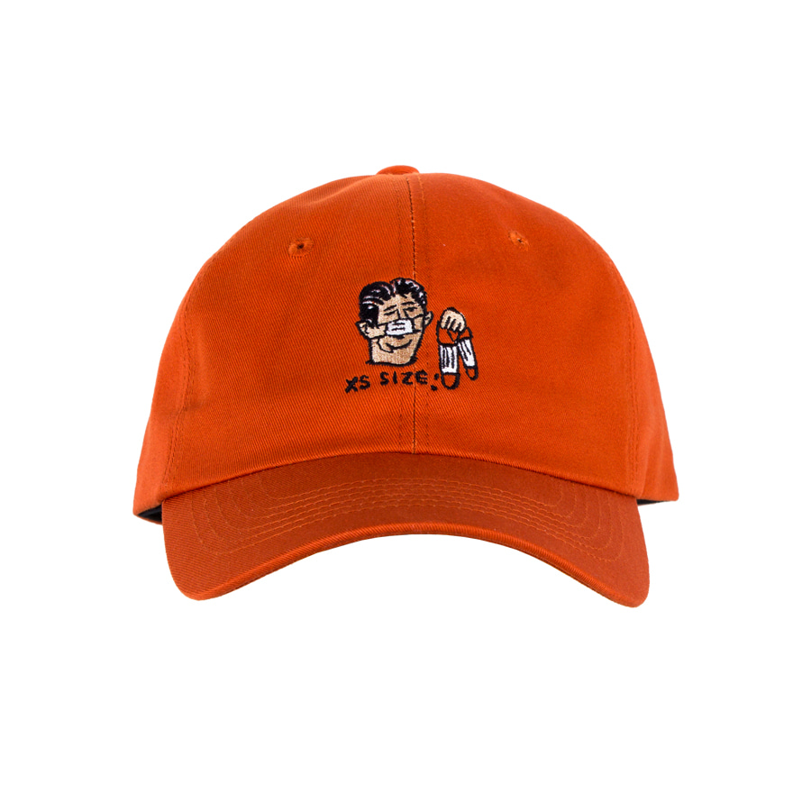 [A096] xs size! (texas orange)